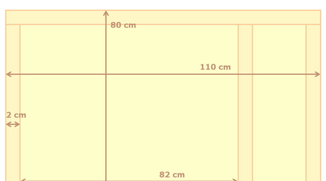 Bauplan_Hemnes-Kommode_Wickeltischaufsatz