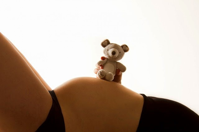 bauch ziehen schwangerschaft