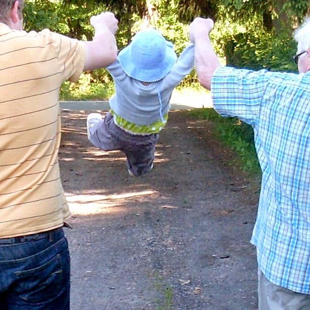aktive Spielideen Kleinkind