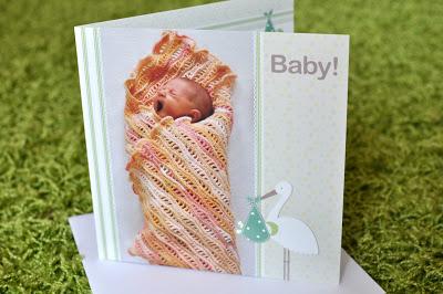 Geburtsanzeige Baby prentu