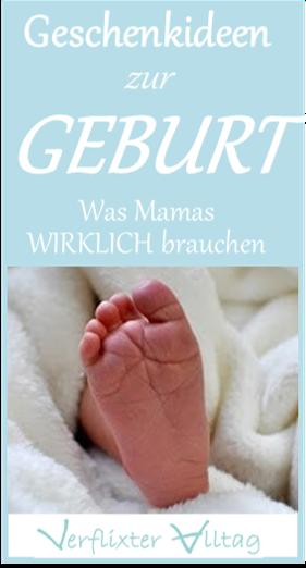 Geschenkideen zur Geburt - Was Mamas WIRKLICH brauchen