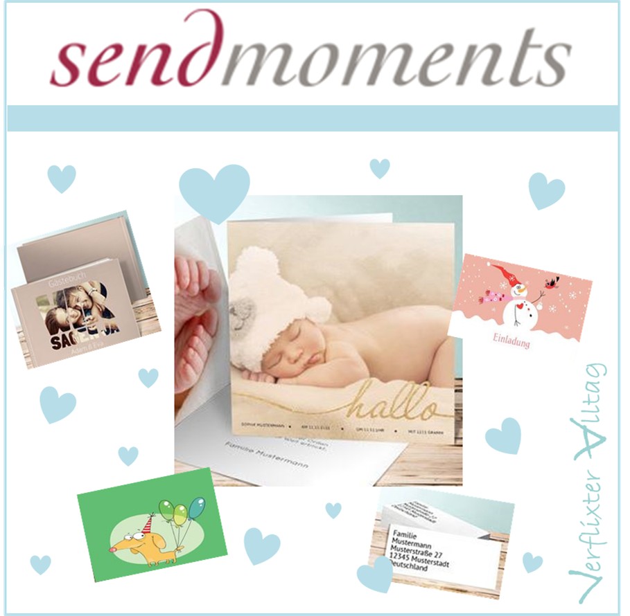 Sendmoments Shopvorstellung Fotobuecher