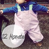 12 Monate Baby