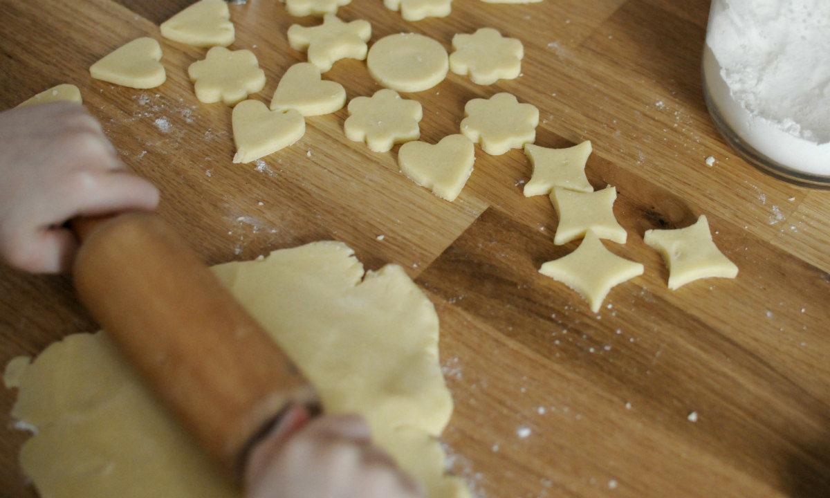 Weihnachtsplätzchen Teig Zum Ausstechen.Einfaches Rezept Für Plätzchen Zum Ausstechen Ohne Ei Verflixter