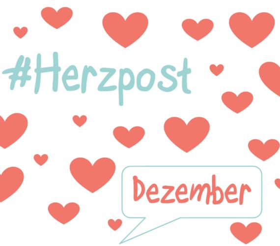 #Herzpost Dezember