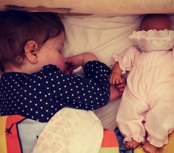 Liebesbrief an das zweite Kind