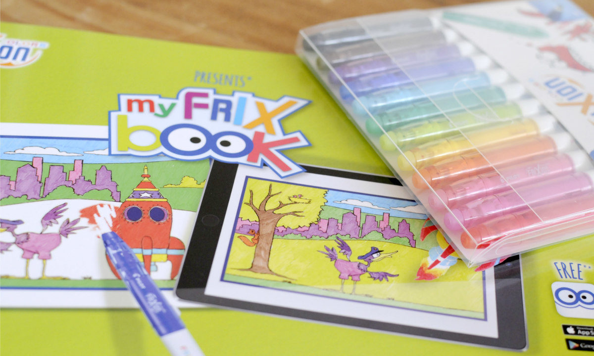 myFRIXbook