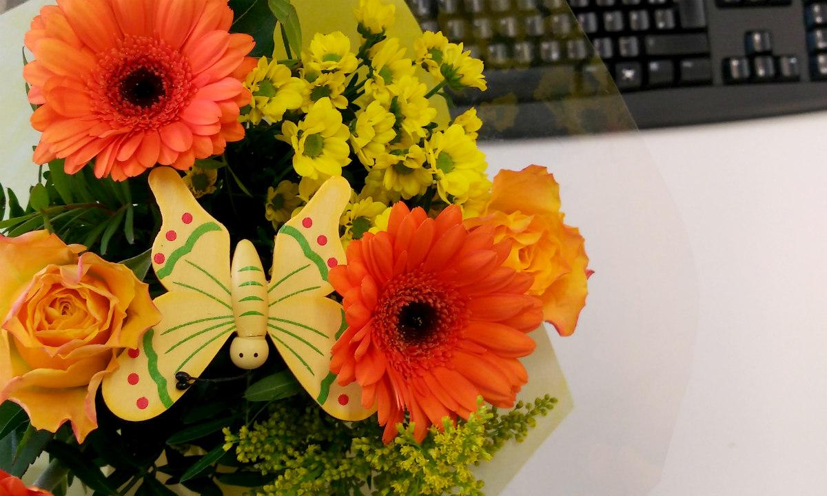 7_Blumenstrauss_Tastatur