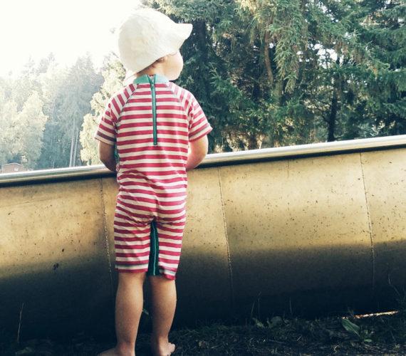 Meine Erfahrungen mit Kleinkind im Hallenbad