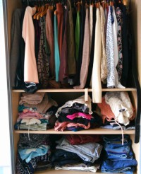 Mein Kleiderschrank - Verflixter Alltag