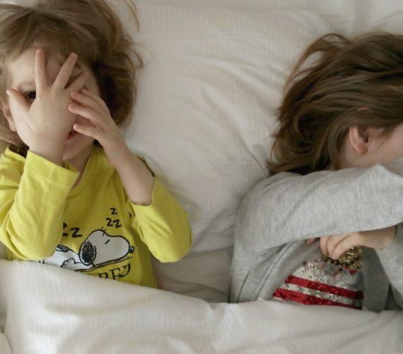 Geschwisterkinder - zwischen Überforderung und einer Erkenntnis
