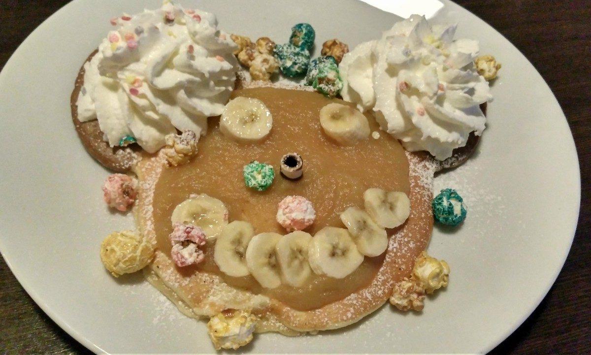 Pancakes im Diner - für Kinder