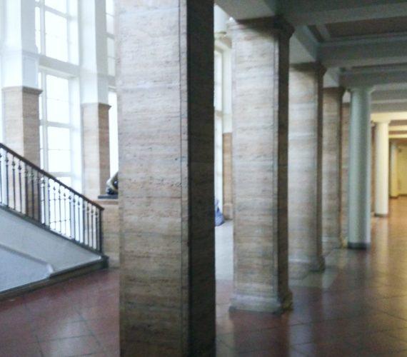 Kulturschock im Hörsaal - Eine Seiteneinsteigerin berichtet...