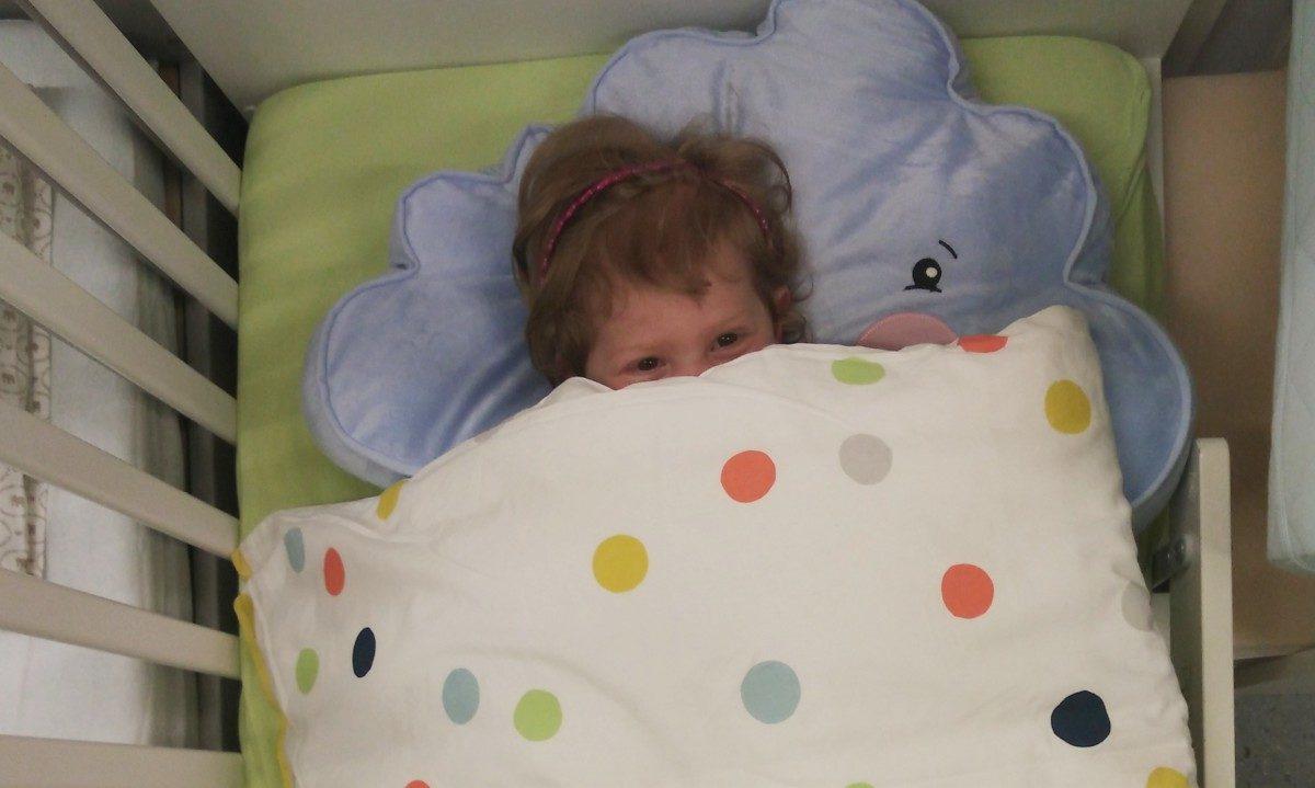 Ausgeschlafen - oder auch nicht.