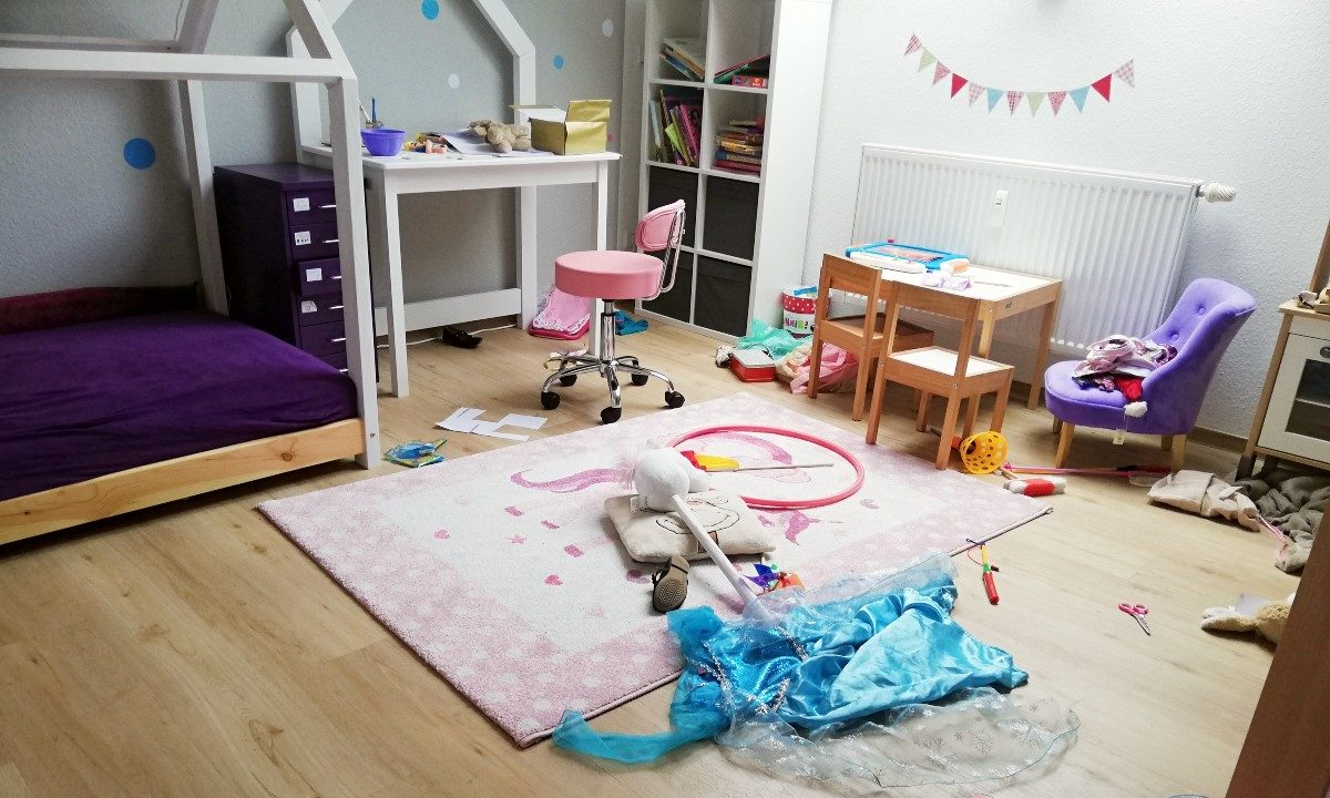 Freiheit ade - Überforderung einer berufstätigen Mutter
