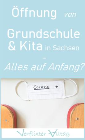 Alles auf Anfang? Öffnung von Schule und Kita in Sachsen